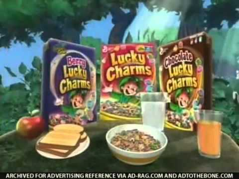 Lucky Charms   Marshmallow Power 2006