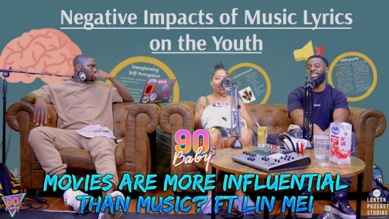 Movies Are More Influential Than Music? Ft Lin Mei   The 90s Room