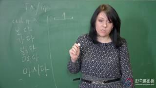 1 уровень (6 урок - 1 часть) ВИДЕОУРОКИ КОРЕЙСКОГО ЯЗЫКА