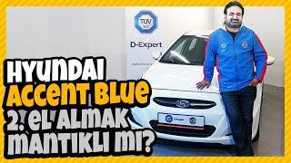 Hyundai Accent Blue Detaylı İnceleme - Accent Artıları, Eksileri, Kronik Sorunları