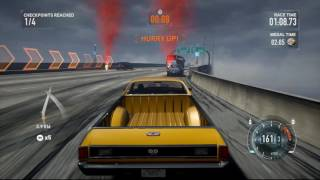 Need for Speed  The Run Part 4 Coastal challenge Series