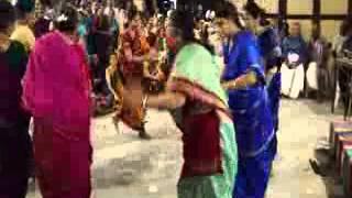 Navaratri Utsavam Day(1) Cultural Gummi / Kolattam on Sri Lakshmi at Chembur Mumbai