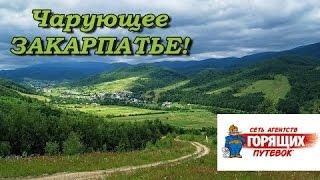 Отдых в Закарпатье и Карпатах - туры по Украине. Экскурсии. Відпочинок в Карпатах і Закарпатті