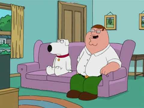 Peter Griffin Laughs for One Hour