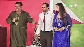 Best Of Nasir Chinyoti, Tahir Anjum and Naseem Vicky New Pakistani Stage Drama Full Comedy Funny Cli