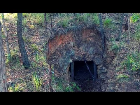 Man Finds Door Into Cave On His Property He Just Bought, Leads To Historic Find