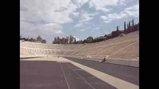 Atenas  - A Grécia do seu jeito no Estádio Panathinaiko