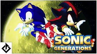 Sonic Generations Mod: Sonic Adventure 2 Battle   Shadow Boss Fight