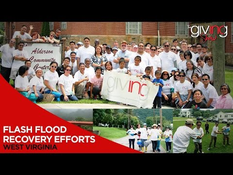 INCGiving, In Focus – Helping Victims of West Virginia Floods
