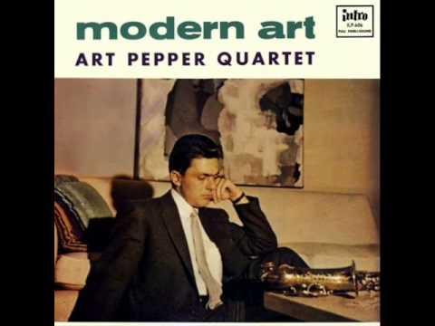 Art Pepper Quartet - When You're Smiling