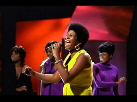 Aretha Franklin cover of Jim Croce's Bad Bad Leroy Brown 12/31/1975