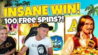 MASSIVE WIN!! Captain venture BIG WIN - 5 lines HUGE WIN on Casino Game