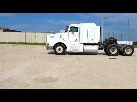 1999 Peterbilt 377 semi truck for sale | sold at auction October 31, 2012