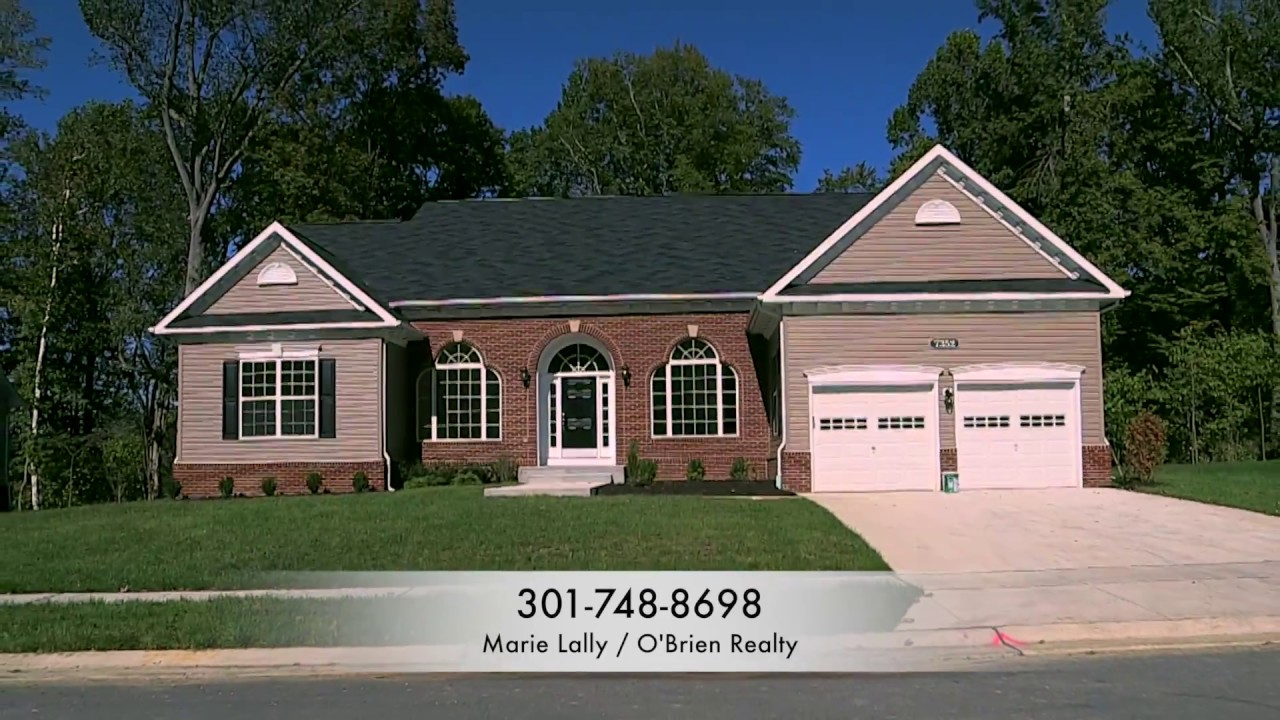 The Annapolis Floor Plan by K&P Builders, New Construction Home in on rambler house plans with basements, rambler house plans northwest, ranch house plans in maryland,