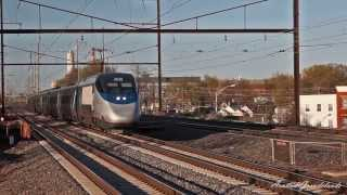 Northeast Corridor - Amtrak Acela Express New York - Washington @ Rahway