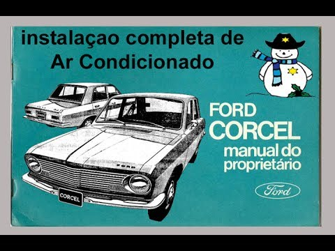 Ford Corcel com ar condicionado