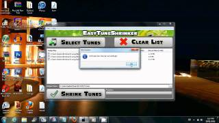 How To Compress MP3 Songs In One Click! The EasyTune Shrinker