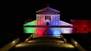 Firenze: luci di San Giovanni 2020