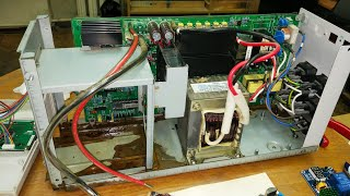 модернизация бесперебойника ИБП чистый синус Upgrading UPS UPS Upgrade UPS UPS Pure Sine Upgrading U