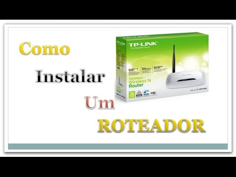 Tutorial como configurar um roteador link one wireless | Doovi