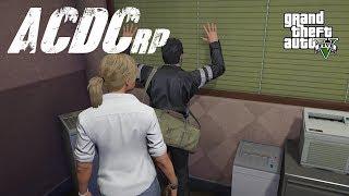 GTA V  ACDCrp - Episode 10 - Off Duty Kate!