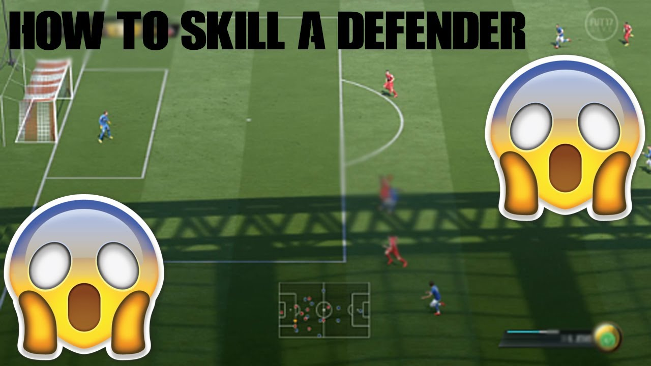 fifa 17 how to get past defenders