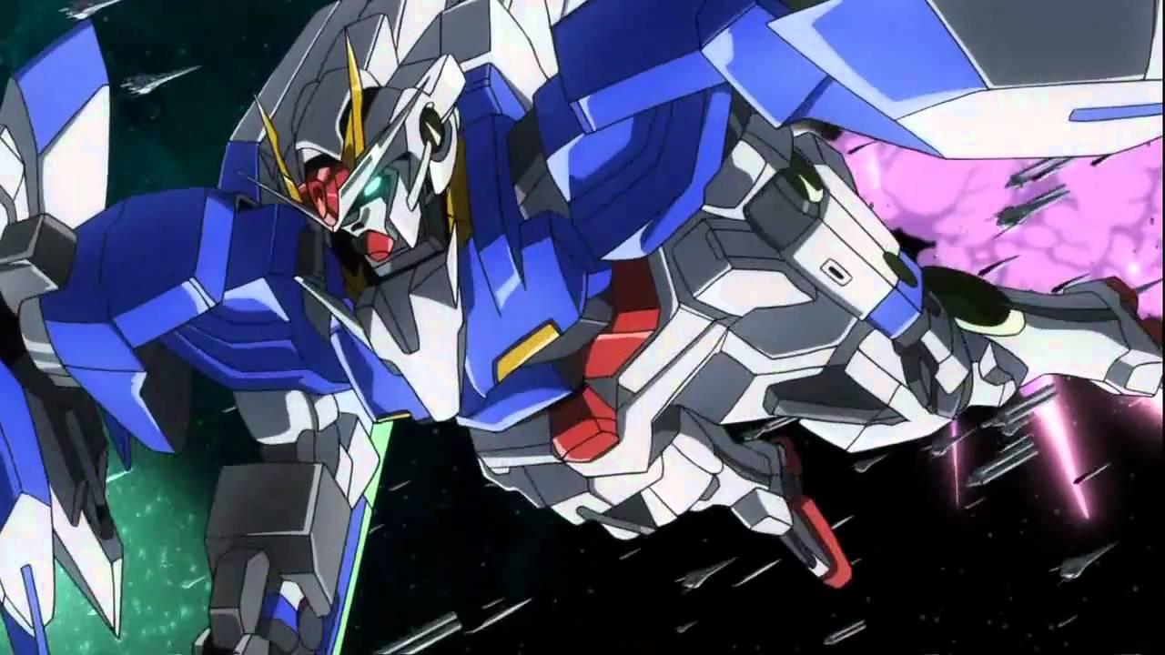 Mobile Suit Gundam 00 Movie Pv 4 Youtube