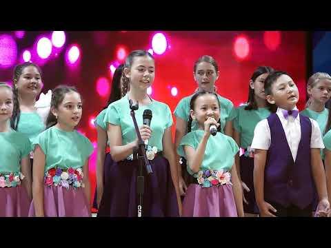 Отчётный концерт 2019 Весёлая компания 720p
