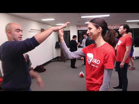 Dai Sau Exercise 3 - Systems Training pt 3 - Wing Chun Kung Fu