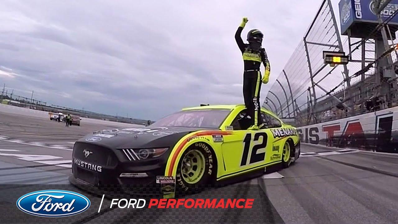 8 Mustangs Eye Championship as NASCAR Playoffs Begin | Ford Performance