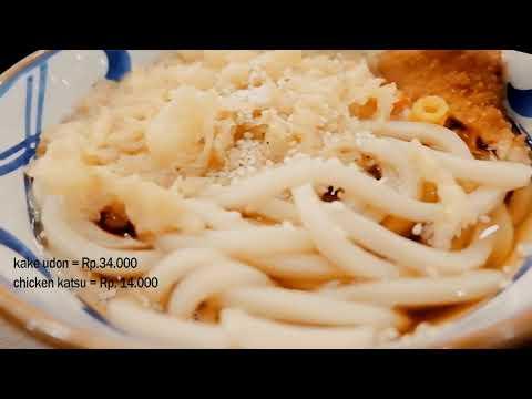 #KCVLOG2 | MAKAN DI MARUGAME UDON