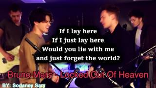 Ed Sheeran   Shape Of You SING OFF Conor Maynard vs  The Vamps Lyrics on screen Full HD   YouTube