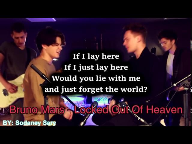 Ed Sheeran Shape Of You Sing Off Conor Maynard Vs The Vamps Lyrics On Screen Full Hd Youtube