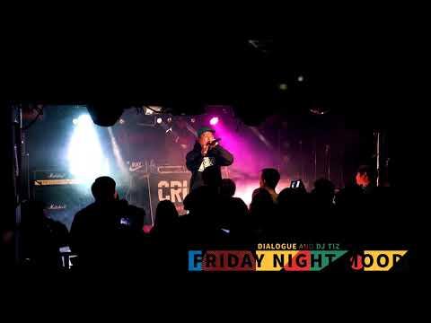 DIALOGUE & DJ TIZ - FRIDAY NIGHT MOOD