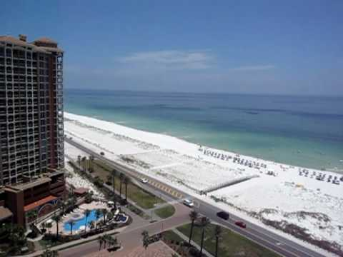 Portofino Pensacola Beach Tower 1 1707 View From Balcony