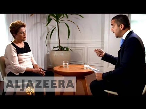 Brazil's Dilma on being betrayed - UpFront special