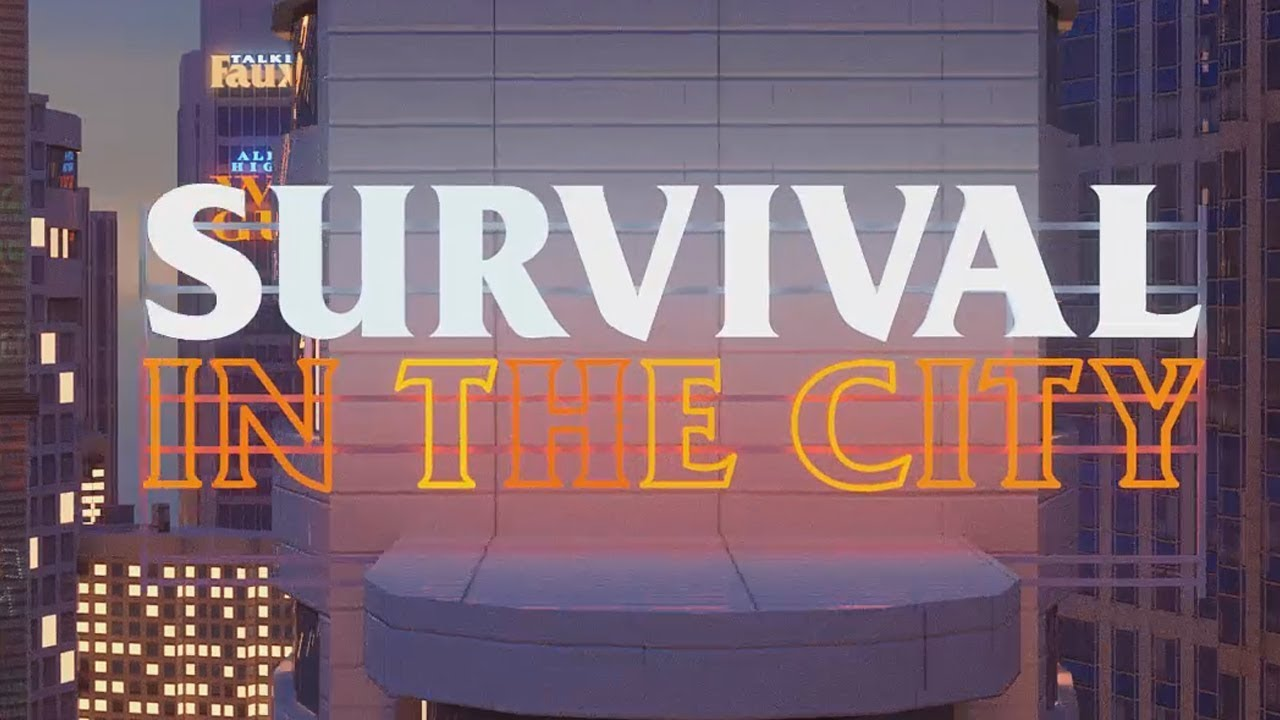 Client Liaison - Survival In The City [Official Lyric Video]
