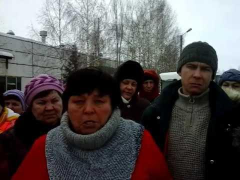 Забастовка водителей в Чебоксарах