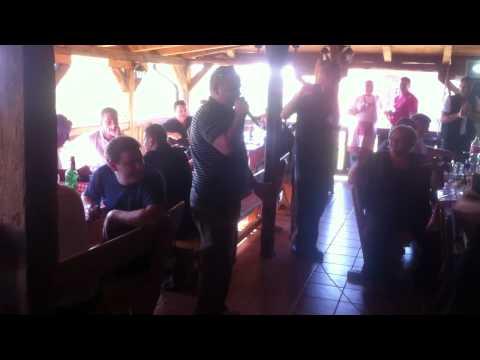 IVAN STABA - Brad Pitt (karaoke show)
