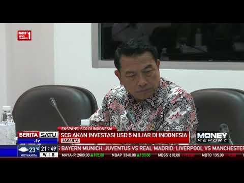 Siam Cement Group Tingkatkan Investasi di Indonesia
