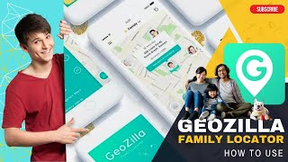 GeoZilla best famely locator screenshot 4
