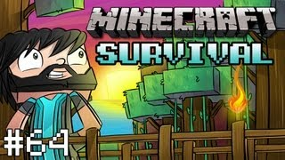 Minecraft : Survival - Part 64 - The Marketplace