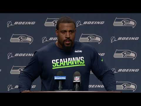 Seahawks Offensive Tackle Duane Brown Week 9 Press Conference