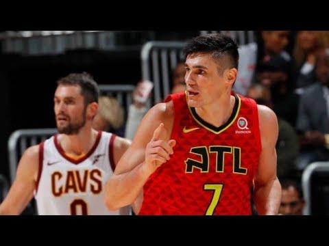 Ersan İlyasova'nın Cedi Osman'lı Cleveland Cavaliers'a karşı 22 sayılık performansı