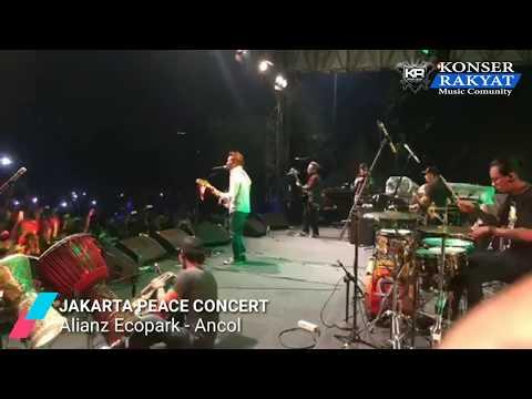 Jakarta Peace Concert - Tony Q Rastafara