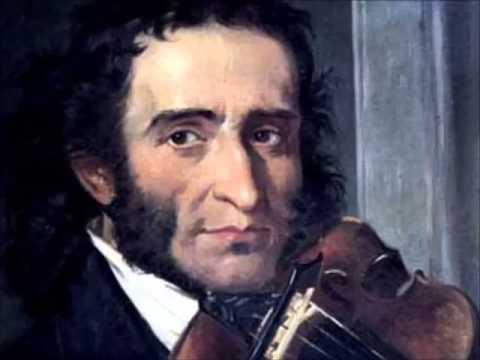 """Nicolo Paganini: """"Cantabile"""". Jochen Brusch, violin; Finn Svit, guitar"""