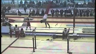 Parallel bars - Gymnast 11 (Voronin Cup 2012)