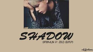 Daehyun (B.A.P) - Shadow (Feat.Zelo) Lyrics [Color Coded_Han_Rom_Eng]