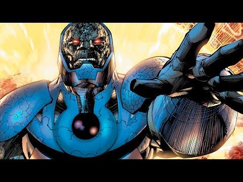 Beyond Omega Level: True Form Darkseid | Comics Explained