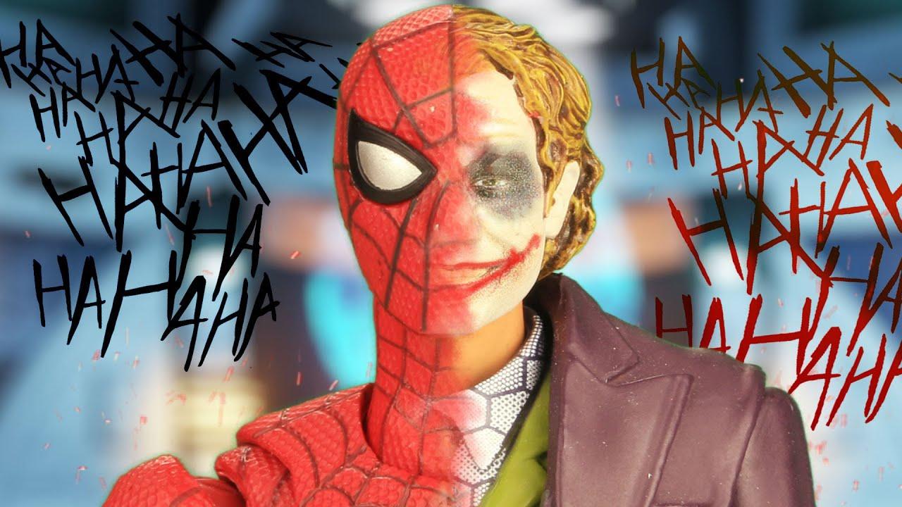 SPIDER MAN: Joker in the Spider-Verse | Official Trailer | Figure Stopmotion
